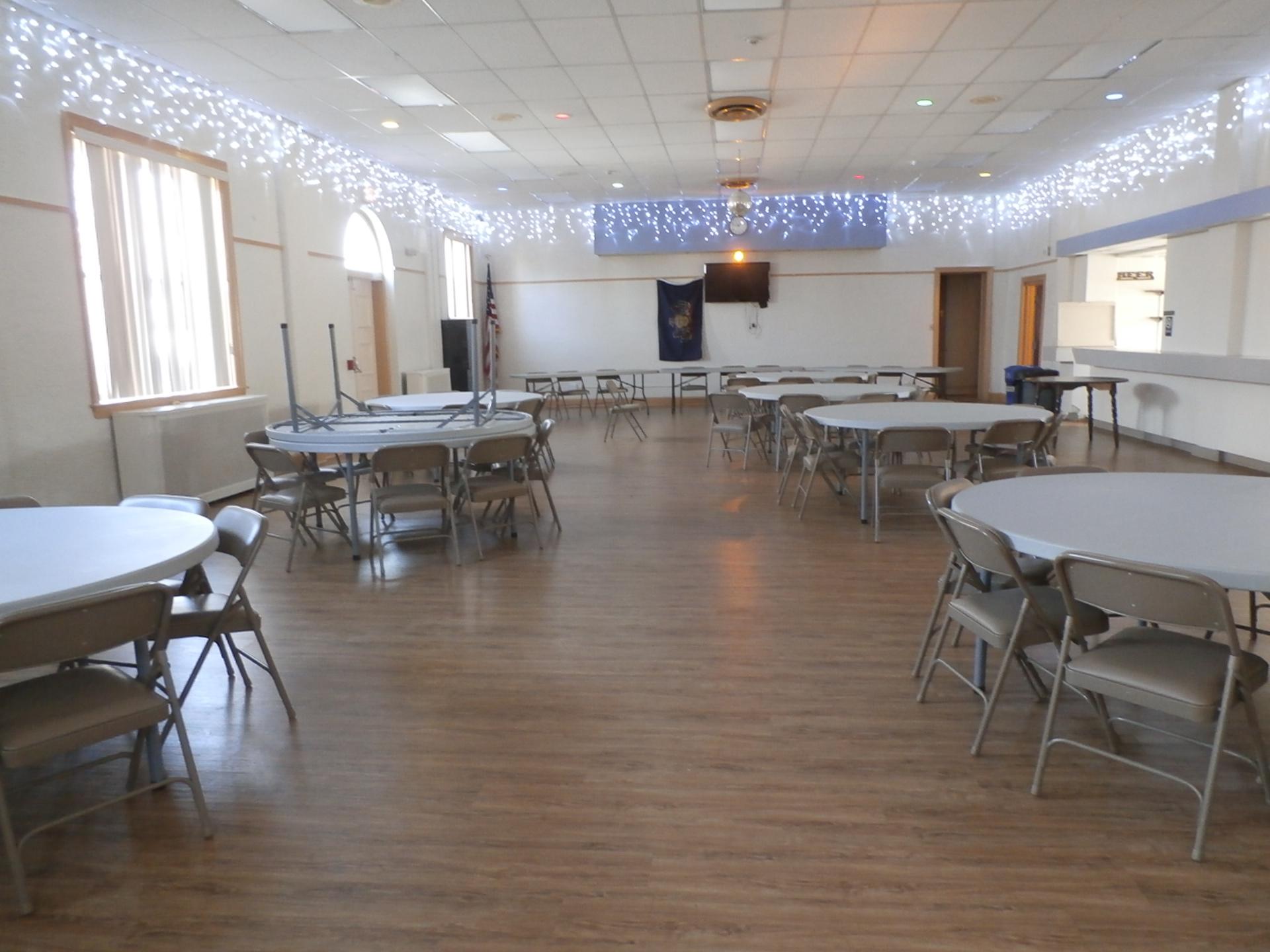 Hall Rental – East Lansdowne